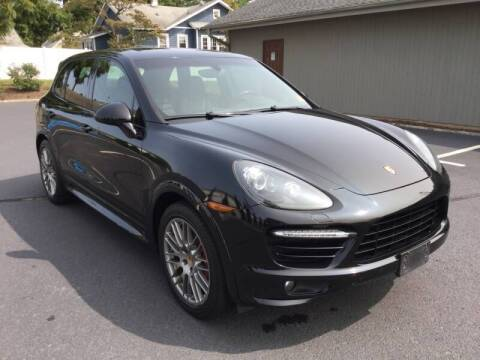 2013 Porsche Cayenne for sale at International Motor Group LLC in Hasbrouck Heights NJ
