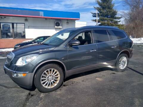 2011 Buick Enclave for sale at 125 Auto Finance in Haverhill MA