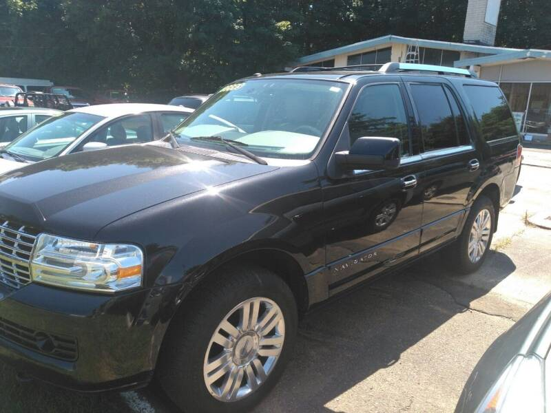 2012 Lincoln Navigator for sale at Guilford Auto in Guilford CT