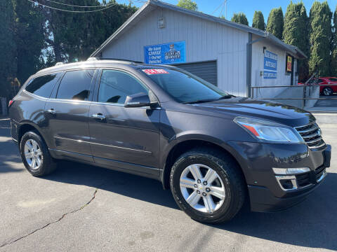 2013 Chevrolet Traverse for sale at Blue Diamond Auto Sales in Ceres CA