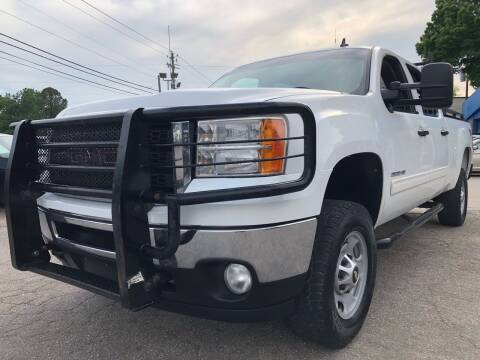 2011 GMC Sierra 2500HD for sale at Capital Motors in Raleigh NC
