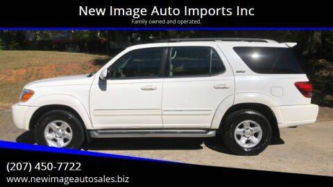 2006 Toyota Sequoia for sale at New Image Auto Imports Inc in Mooresville NC