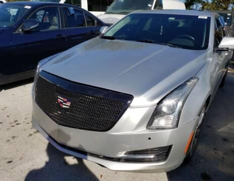 2015 Cadillac ATS for sale at JacksonvilleMotorMall.com in Jacksonville FL