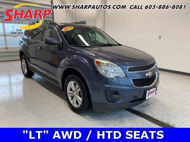 2014 Chevrolet Equinox for sale at Sharp Automotive in Watertown SD