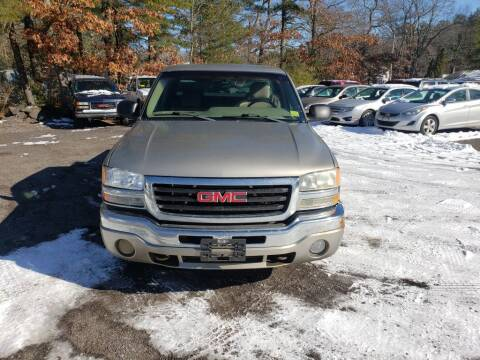 2003 GMC Sierra 1500 for sale at 1st Priority Autos in Middleborough MA