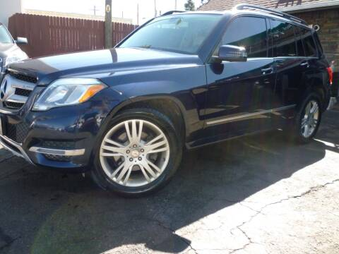2015 Mercedes-Benz GLK for sale at Sindibad Auto Sale, LLC in Englewood CO