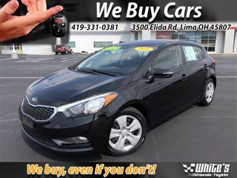 2016 Kia Forte5 for sale at White's Honda Toyota of Lima in Lima OH