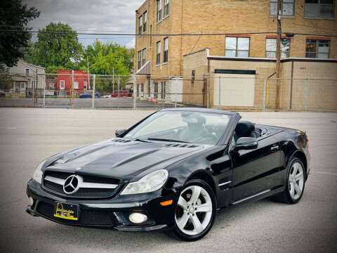 2009 Mercedes-Benz SL-Class for sale at ARCH AUTO SALES in Saint Louis MO