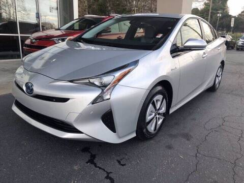 2017 Toyota Prius for sale at Credit Union Auto Buying Service in Winston Salem NC