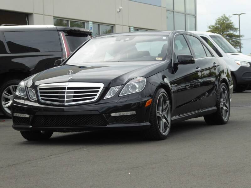 2012 Mercedes-Benz E-Class for sale at Loudoun Motor Cars in Chantilly VA