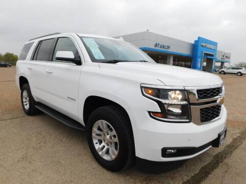 2020 Chevrolet Tahoe for sale at Stanley Chrysler Dodge Jeep Ram Gatesville in Gatesville TX