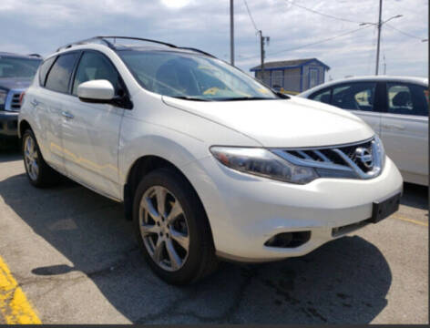 2012 Nissan Murano for sale at HW Used Car Sales LTD in Chicago IL