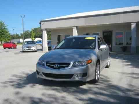 2008 Acura TSX for sale at Premier Motor Co in Springdale AR