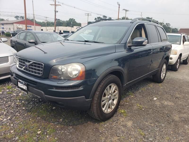 2008 Volvo XC90 for sale at CRS 1 LLC in Lakewood NJ