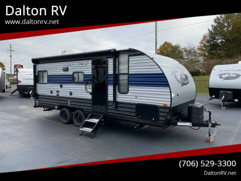 2021 Forest River Grey Wolf 20RDSE for sale at Dalton RV in Dalton GA