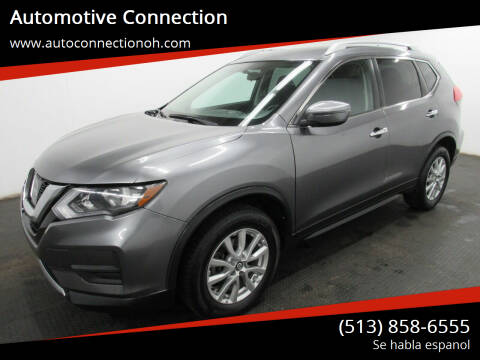 2017 Nissan Rogue for sale at Automotive Connection in Fairfield OH
