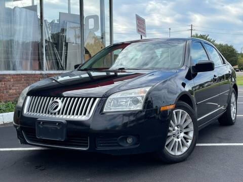 2007 Mercury Milan for sale at MAGIC AUTO SALES in Little Ferry NJ