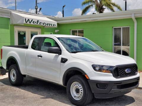 2019 Ford Ranger for sale at Caesars Auto Sales in Longwood FL