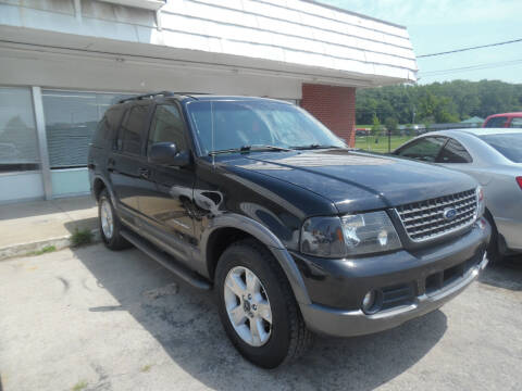 2002 Ford Explorer for sale at VEST AUTO SALES in Kansas City MO