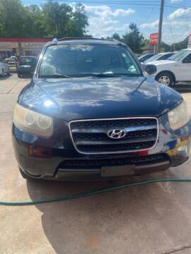 2007 Hyundai Santa Fe for sale at LAKE CITY AUTO SALES in Forest Park GA