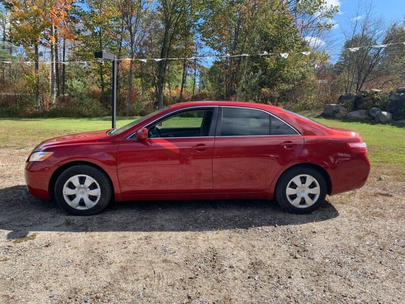 2009 Toyota Camry for sale at Hart's Classics Inc in Oxford ME
