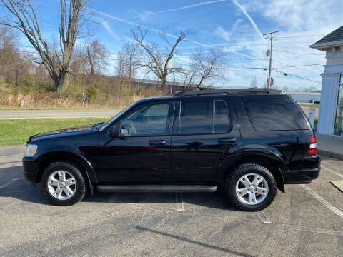 2010 Ford Explorer for sale at Rick's R & R Wholesale, LLC in Lancaster OH