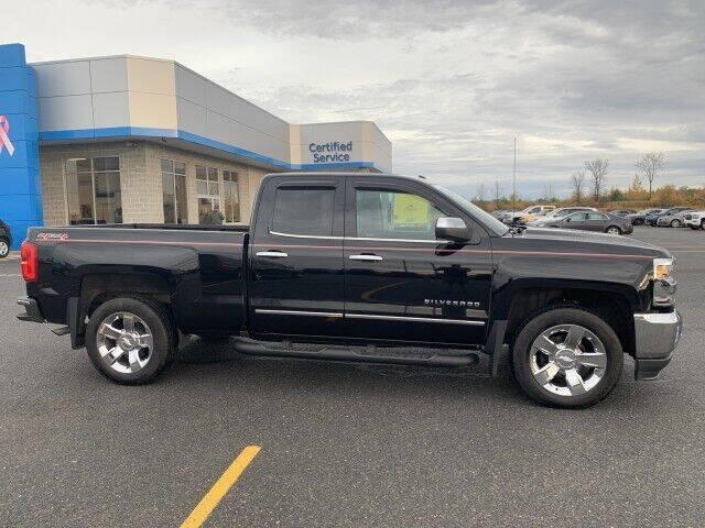 2017 Chevrolet Silverado 1500 for sale in Champlain, NY