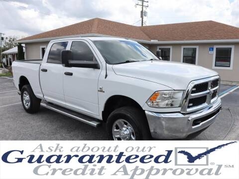 2017 RAM Ram Pickup 2500 for sale at Universal Auto Sales in Plant City FL