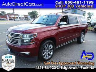 2016 Chevrolet Suburban for sale at Auto Direct Trucks.com in Edgewater Park NJ