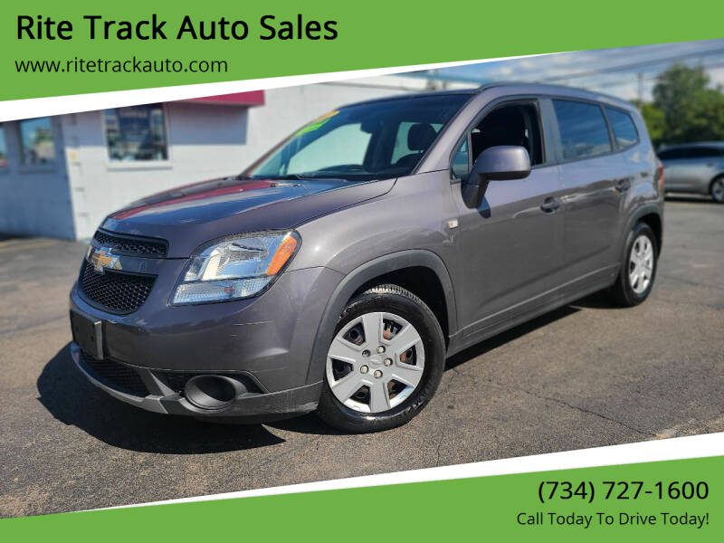 2012 Chevrolet Orlando  for sale at Rite Track Auto Sales in Wayne MI