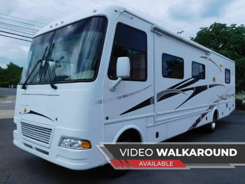 2006 Ford Motorhome Chassis