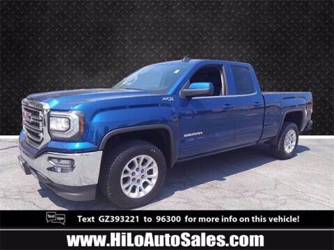 2016 GMC Sierra 1500 for sale at Hi-Lo Auto Sales in Frederick MD