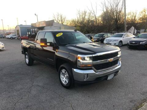 2018 Chevrolet Silverado 1500 for sale at LexTown Motors in Lexington KY