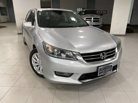 2013 Honda Accord for sale at Auto Mall of Springfield in Springfield IL