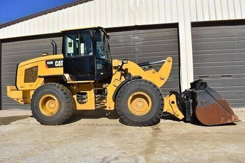 2012 Caterpillar 930K w for sale at Vehicle Network - Milam's Equipment Sales in Sutherlin VA