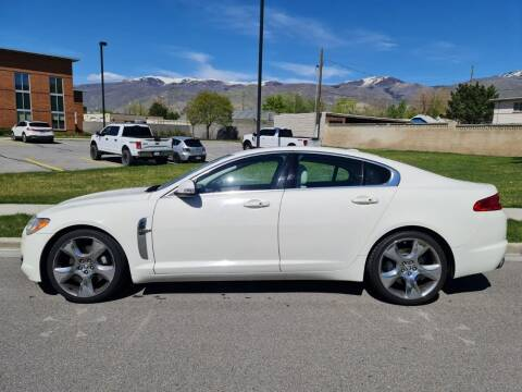 2009 Jaguar XF for sale at A.I. Monroe Auto Sales in Bountiful UT