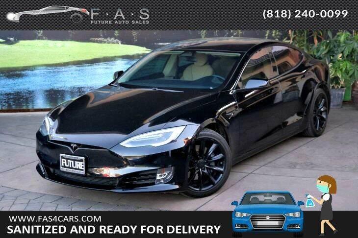 2017 Tesla Model S for sale at Best Car Buy in Glendale CA