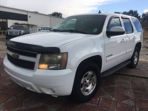 2007 Chevrolet Tahoe for sale at CAPITOL AUTO SALES LLC in Baton Rouge LA