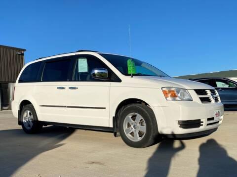 2010 Dodge Grand Caravan for sale at GLIDDEN CAR CORNER in Glidden IA
