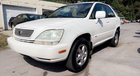 2002 Lexus RX 300 for sale at North Knox Auto LLC in Knoxville TN