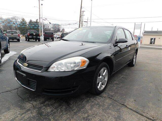 2008 Chevrolet Impala for sale at D & T Auto Sales, Inc. in Henderson KY