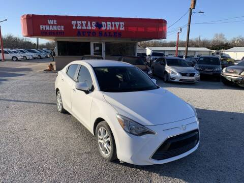 2016 Scion iA for sale at Texas Drive LLC in Garland TX