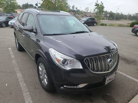 2014 Buick Enclave for sale at Gold Coast Motors in Lemon Grove CA