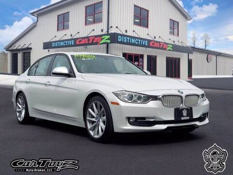 2013 BMW 3 Series for sale at Distinctive Car Toyz in Egg Harbor Township NJ