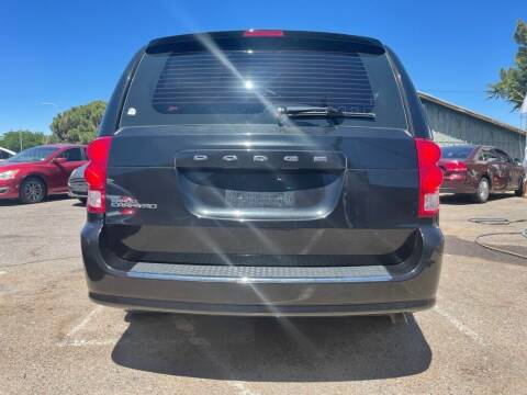 2015 Dodge Grand Caravan for sale at Top Gun Auto Sales, LLC in Albuquerque NM