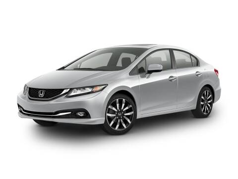 2015 Honda Civic for sale at Radley Cadillac in Fredericksburg VA
