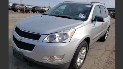 2012 Chevrolet Traverse for sale at Perfect Auto Sales in Palatine IL