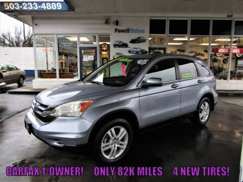 2010 Honda CR-V for sale at Powell Motors Inc in Portland OR