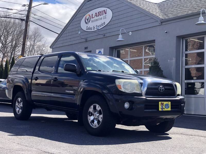 2005 Toyota Tacoma for sale at LARIN AUTO in Norwood MA