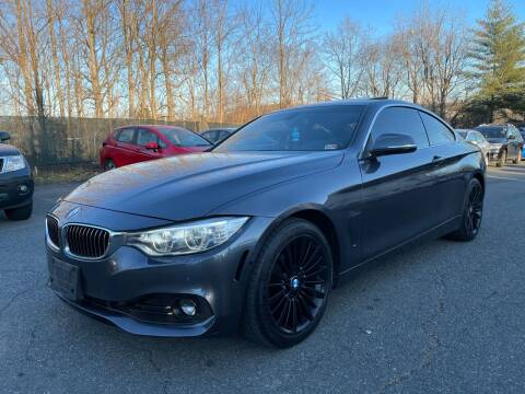 2014 BMW 4 Series for sale at Dream Auto Group in Dumfries VA